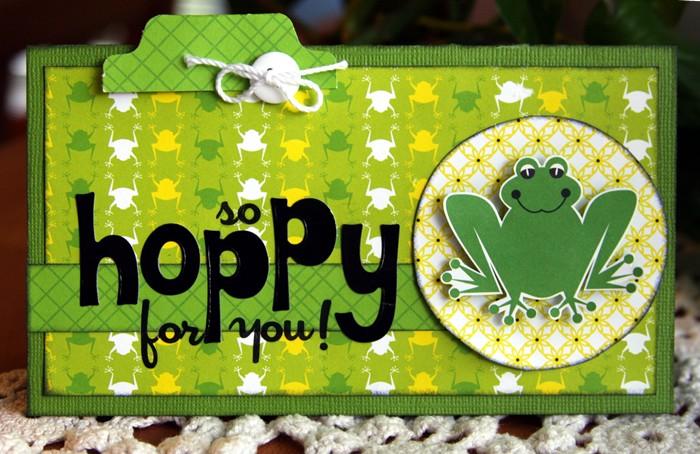 Kim-So Hoppy For You
