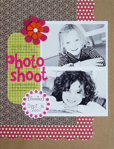Ingrid-Photo Shoot