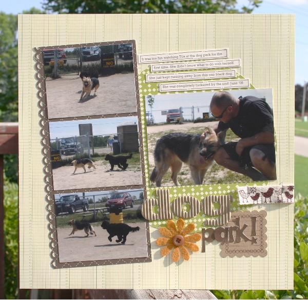 Cherie Jillibean Dog Park