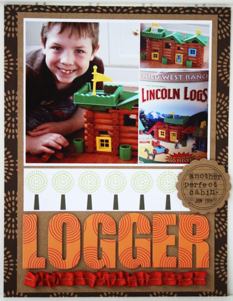 Sarah-Logger