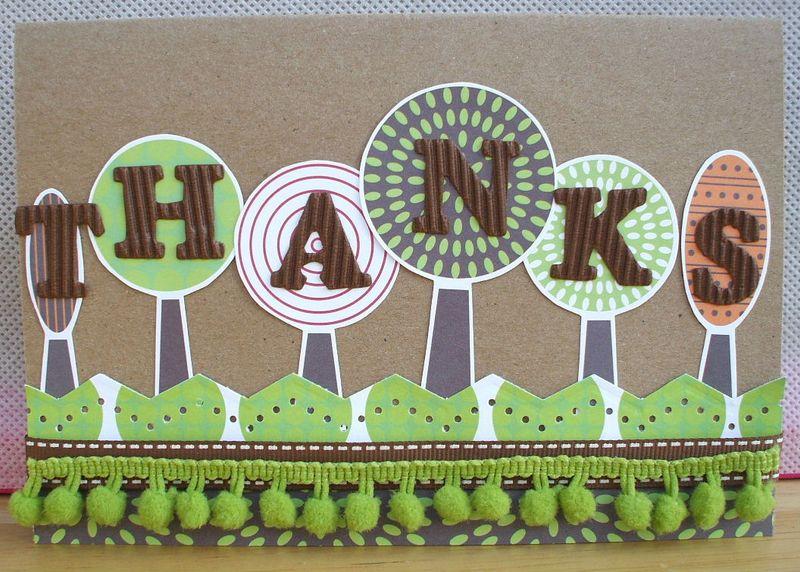 Jennifer hansen thanks treecard jbean