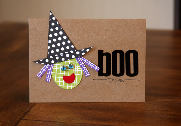 Boo witch