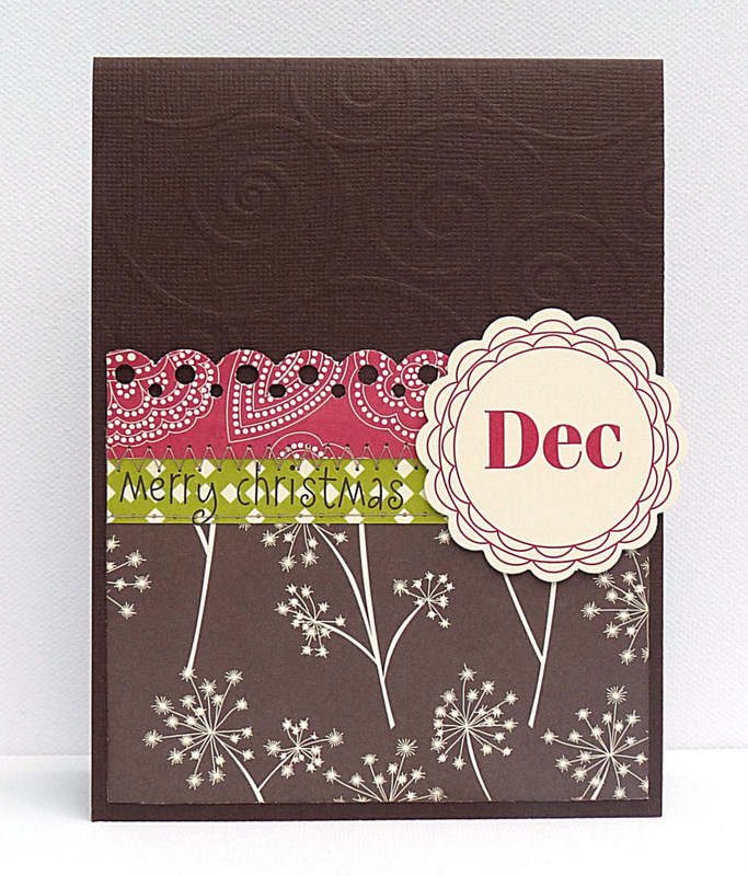 Ingrid-Card Merry Christmas Dec