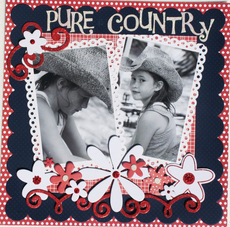 Misty willis pure country