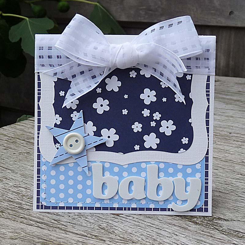 Card Baby - Ingrid Danvers