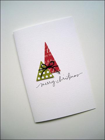 JILLIBEAN CARD - Merry Christmas