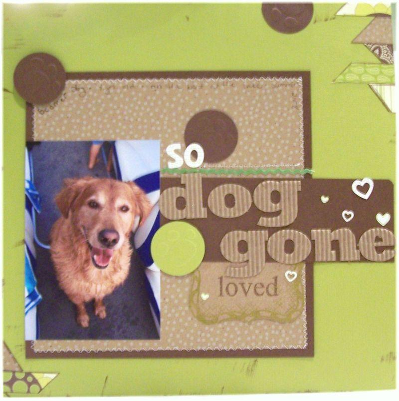 So dog gone loved-softened
