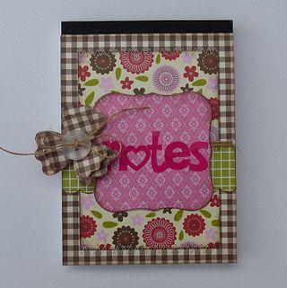 Ingrid-Notes book