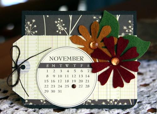 Card-kim November card