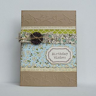 Card-Birthday Wishes - Ingrid Danvers