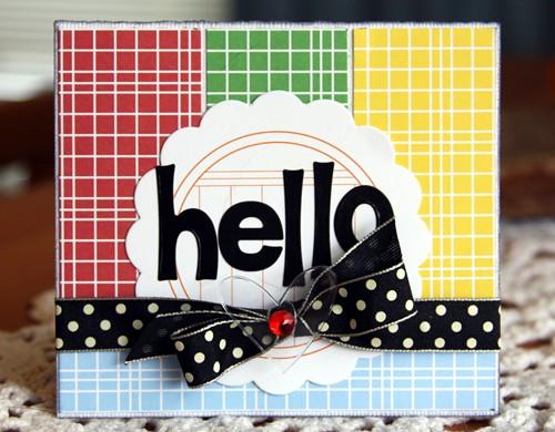 Card-kim Hello