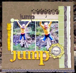 Jump by Laura Achillies