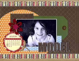 Layout Model - Ingrid Danvers