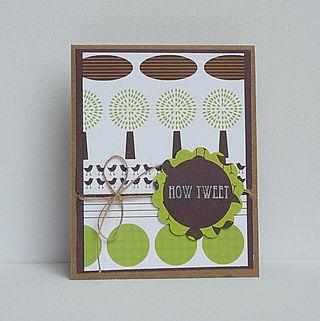 Card How Tweet - Ingrid Danvers