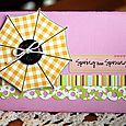 Card-kim Spring has Sprung
