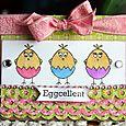 Card-kim eggcellent