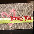 Love Ya Card JB Soup