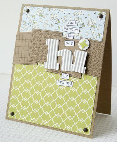 JBS - hi card