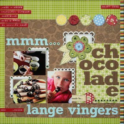 Lange vingers