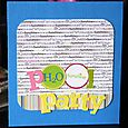 Card-shannon pool party card