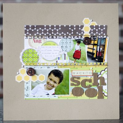 Layout-cindy Back to School