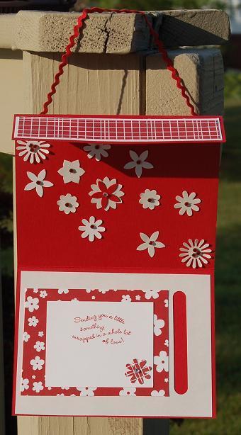 Card-karen July purse card_inside