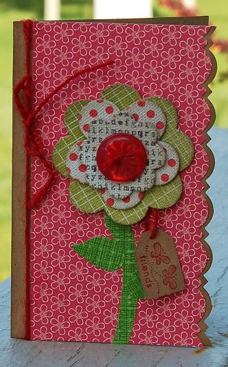 Card-karen JBS_April_canvas flower card