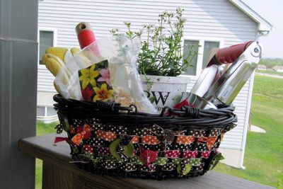 Project-Jen's May Day Basket