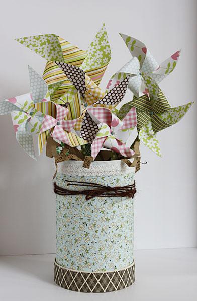 Project-becky pinwheelbouquet