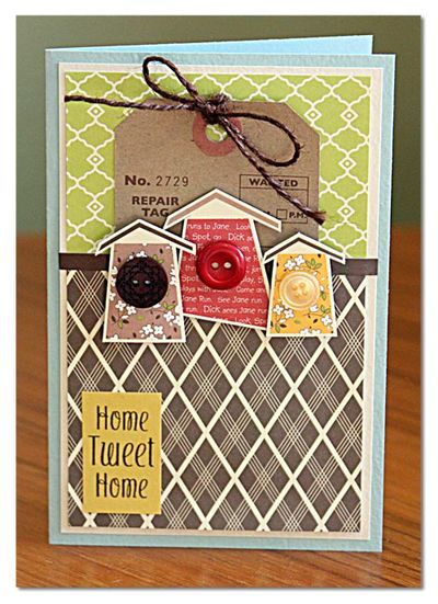 Card-summer home-tweet-home-card