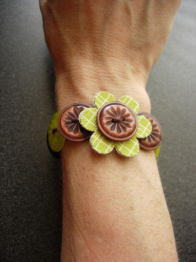 Cool beans bracelet_wrist
