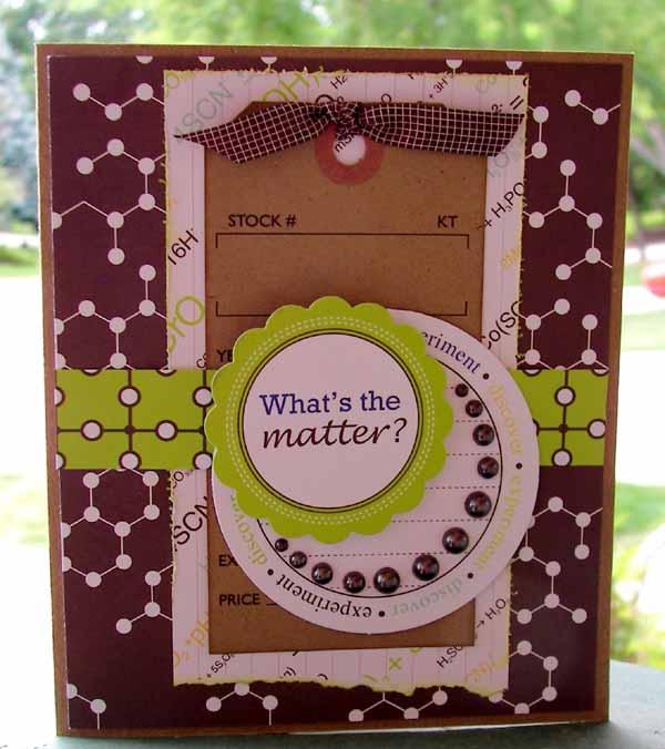 JBS Matter Card