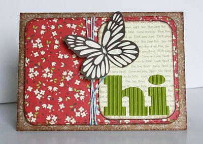 Card-becky hibutterflycard