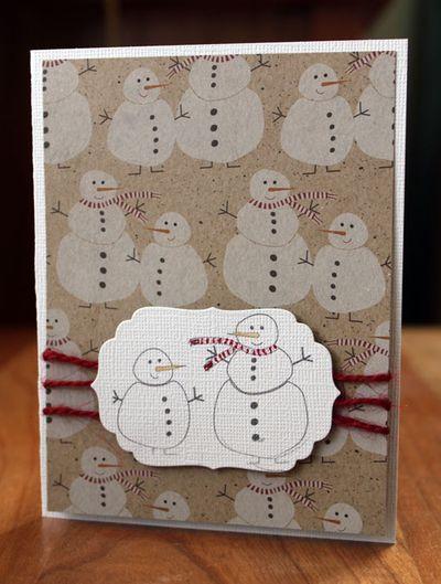 Paula-snowmen