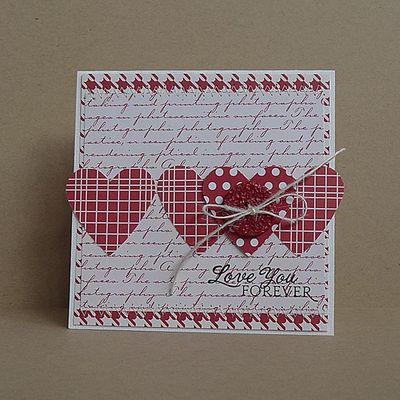 Card-ingrid Love You Forever Ingrid Danvers