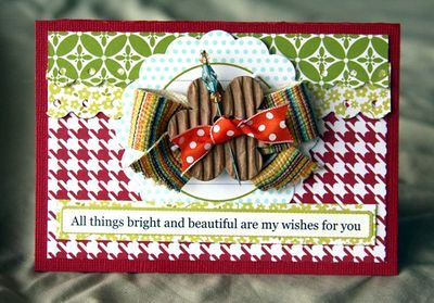 Card-kimm Bright and Beautiful