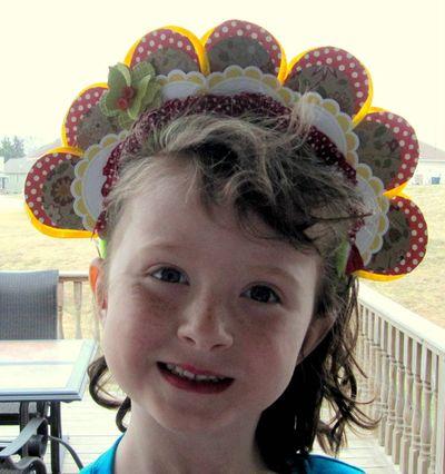 Project-Jen's Fancy Nancy Headband