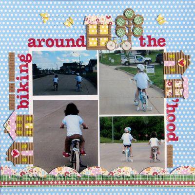 Layout-Jen's Biking Around the 'Hood' LO