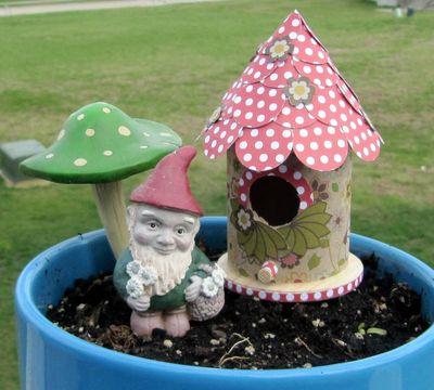 Project-Jen's Gnome House