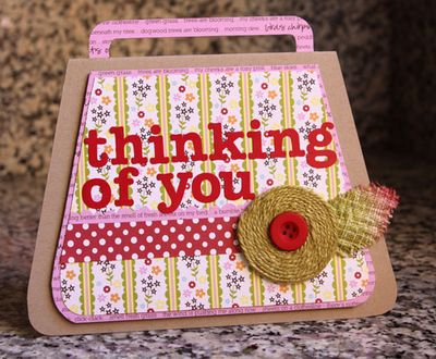 Card-Lisa-Thinking of You