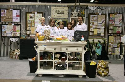 CHA Summer 2011_Booth and Crew_last day_edit_sm