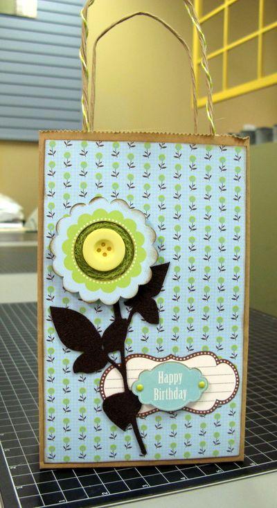 Happy Birthday Gift Bag-Shelby Koehler