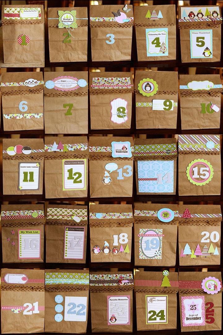 CHA Project-Lisa-Advent Bags 2