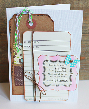 Card-Becky-Friends Are Like Quilts