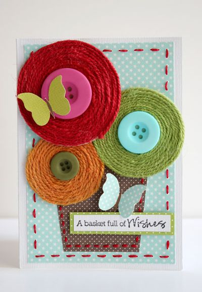 CHA Card-Carole-Basketfull of Wishes