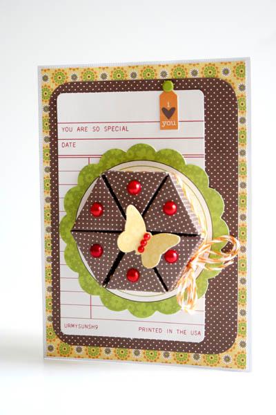 CHA Card-Carole-Birthday Cake