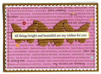Card-Julie-All Things