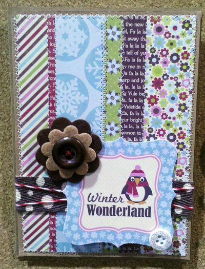 Card-Laina-Winter Wonderland
