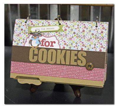 CHA Project-Summer-Cookie Mini Album