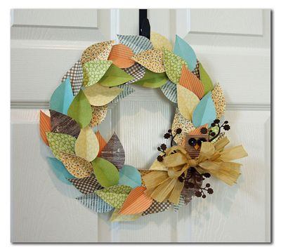 CHA Project-Summer-Wreath